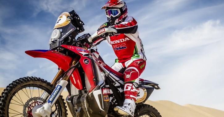 World class riders come to Atacama Rally 2015: The countdown has started!