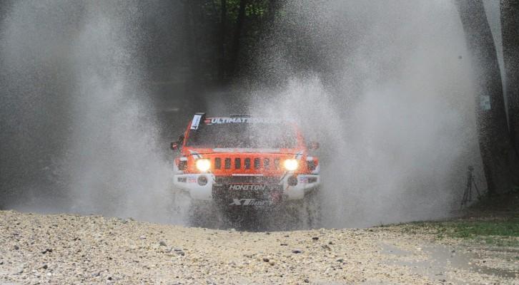 Top 10 result for Ultimate Dakar at the Hungarian Baja