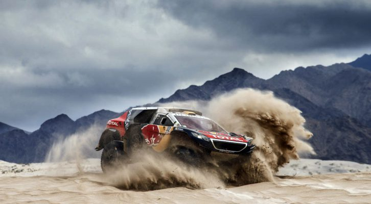 Three Peugeot 2008 DKRs to hit the Moskow-Beijing trail