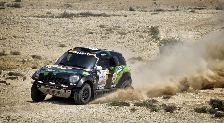 Sealine Rally Qatar - X-raid: Tough battle for the positions