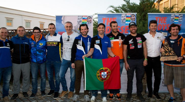 Dakar 2017: Portugal, at the heart of the matter