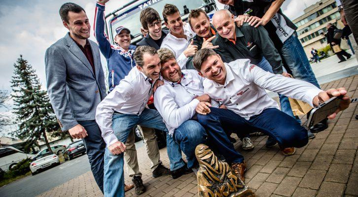 Dakar 2017: The Czechs on point