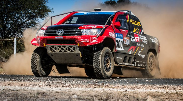 Donaldson Championship: Will Toyota Gazoo Racing SA continue their winning way?