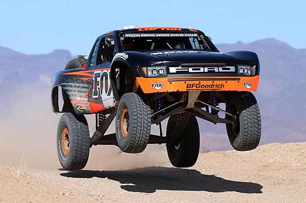 "Laughlin About to Erupt with the Sounds and Excitement  of ""Best In The Desert"" Style Off-Road Racing"