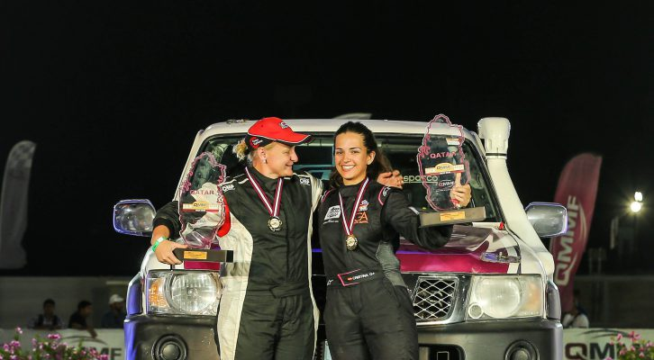 Qatar: An incredible Cross Country adventure!