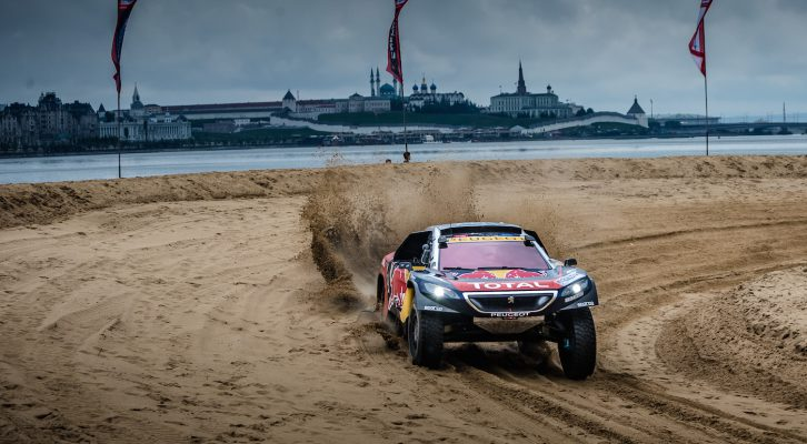 Silk Way Rally: PEUGEOT AND RENAULT WIN KAZAN SUPER-SPECIAL