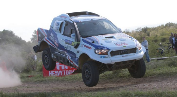 Four stage wins and podium for South Racing CE in Riverside Baja