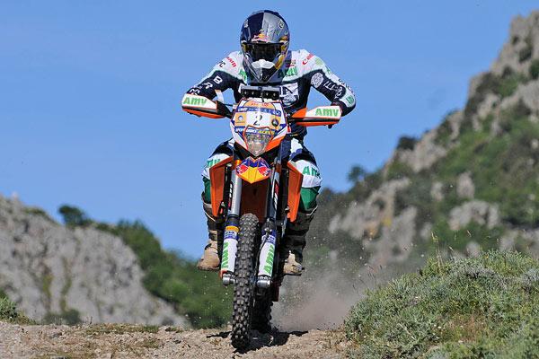 Marc Coma - Sardega Rally Race