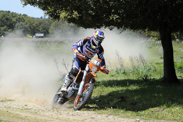 Cyril Despres - Sardega Rally Race